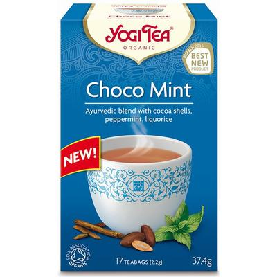 Yogi Tea Choco Mint 17 Tepåsar