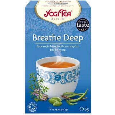 Yogi Tea Breathe Deep 17 Tepåsar