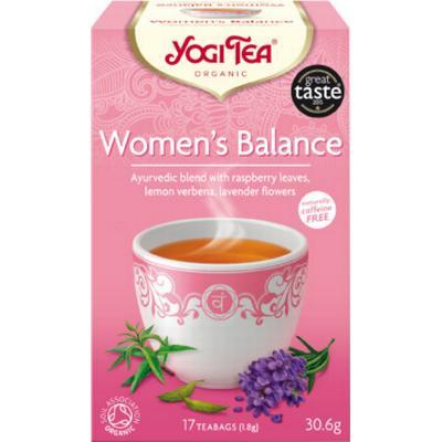 Yogi Tea Women's Balance 17 Tepåsar