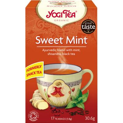 Yogi Tea Sweet Mint 17 Tepåsar