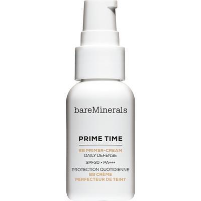 BareMinerals Prime Time BB Primer Cream Daily Defense SPF30 Medium