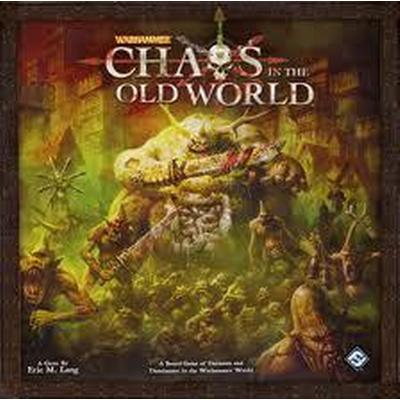 Fantasy Flight Games Chaos in the Old World (Engelska)