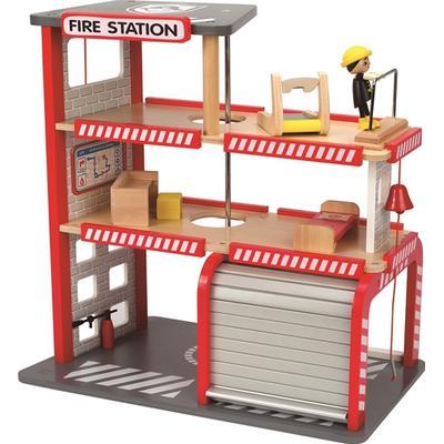HapeToys Fire Station