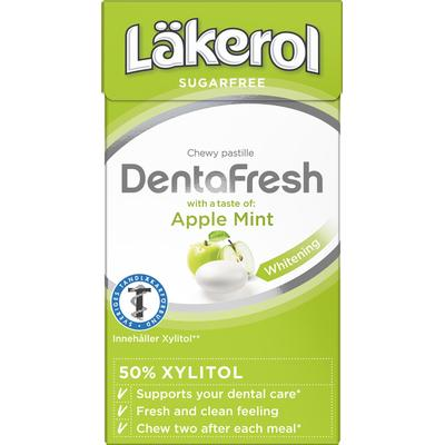 Cloetta Läkerol DentaFresh Apple Mint