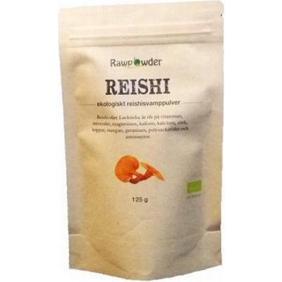 Rawpowder Reishi Svamppulver 125g
