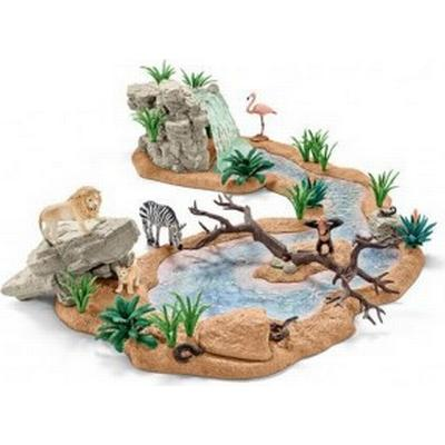 Schleich Big Adventure at the Waterhole 42321