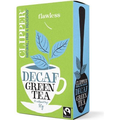 Clipper Decaf Green Tea 20 Tepåsar