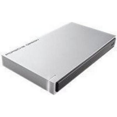 LaCie Porsche Design Mobile Drive for Mac 2TB USB 3.0