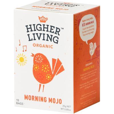 Higher Living Morning Mojo 15 Tepåsar