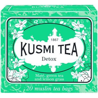 Kusmi Tea Detox 20 Tepåsar