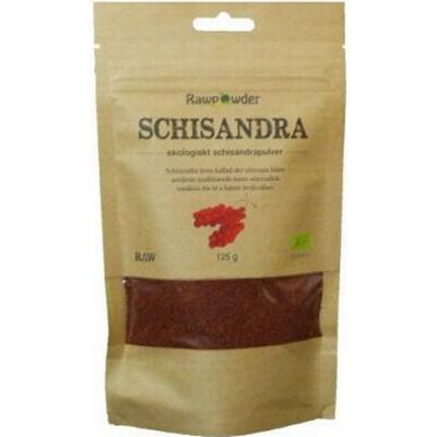 Rawpowder Schisandra Pulver
