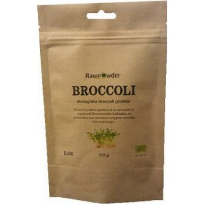 Rawpowder Broccoligroddar Pulver