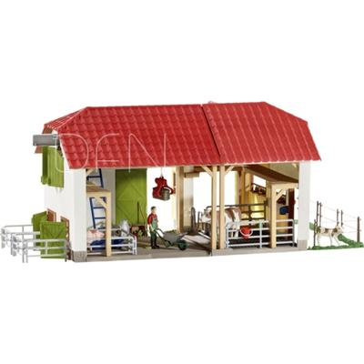 Schleich Large Farm with Animals & Accessories 42333