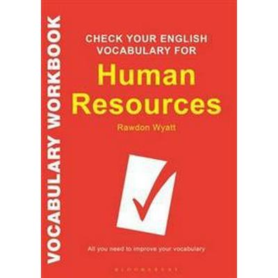 Check Your English Vocabulary for Human Resources (Häftad, 2010)