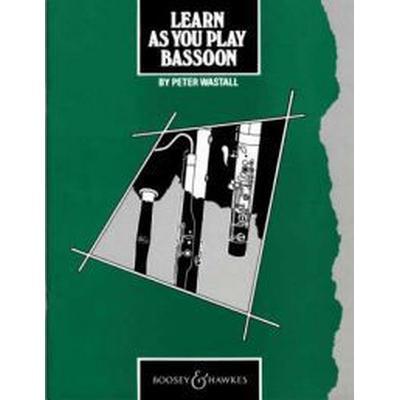 Learn as You Play Bassoon (Häftad, 1983)