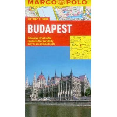Marco Polo Budapest (Pocket, 2012)