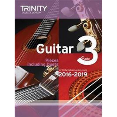 Guitar Exam Pieces Grade 3 2016-2019 (Häftad, 2015)