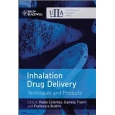 Inhalation Drug Delivery: Techniques and Products (Inbunden, 2013)