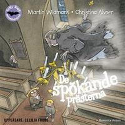 De spökande prästerna (Ljudbok nedladdning, 2014)