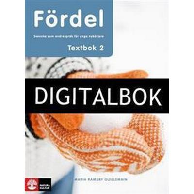 Fördel SVA för nyanlända åk 7-9 Textbok 2 Digital (12mån) (Övrigt format, 2013)