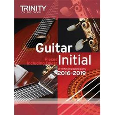 Guitar Exam Pieces Initial 2016-2019 (Häftad, 2015)