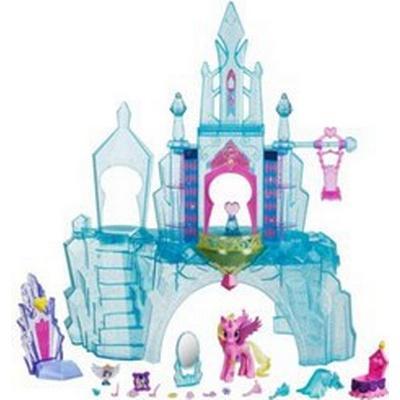 Hasbro My Little Pony Explore Equestria Crystal Empire Castle