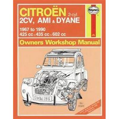 Citroen 2CV Owner's Workshop Manual (Häftad, 2013)