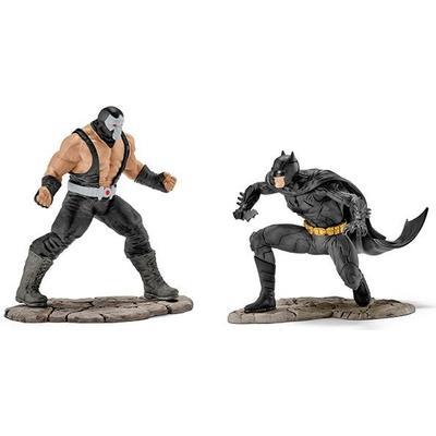 Schleich Batman vs Bane Scenery Pack 22540