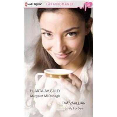 Hjärta av guld/Två världar (E-bok, 2014)
