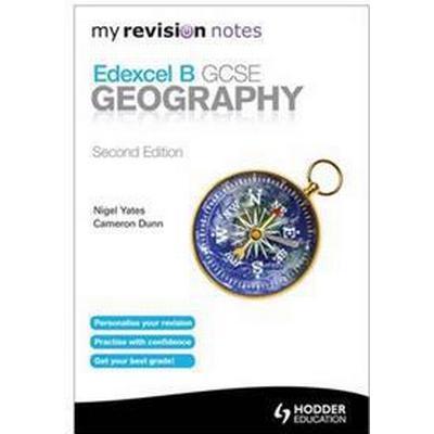 Edexcel B GCSE Geography (Häftad, 2013)