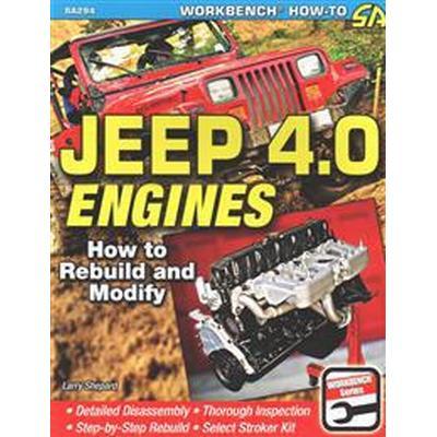 Jeep 4.0 Engines (Pocket, 2014)
