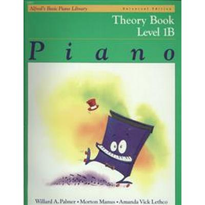 Alfred's Basic Piano Course Theory, Bk 1b: Universal Edition (, 1993)