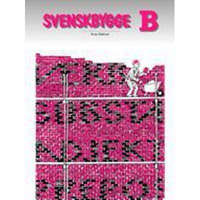 Svenskbygge B (Häftad, 1990)