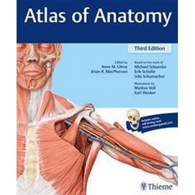 Atlas of Anatomy (Häftad, 2016)