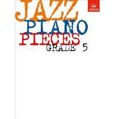 Jazz Piano Pieces, Grade 5 (Övrigt format, 1998)