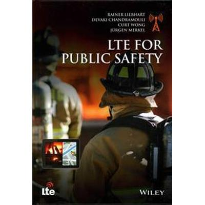 Lte for Public Safety (Inbunden, 2015)