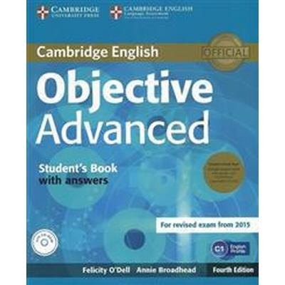 Objective Advanced Student's Book Pack - Student's Book With Answers + Cd-rom + Class Audio Cds (Pocket, 2014)