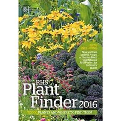 RHS Plant Finder (Häftad, 2016)