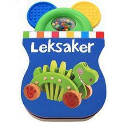 Leksaker: Läs, skallra och lär! (Board book, 2015)