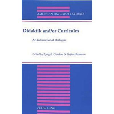 Didaktik And/or Curriculum (Pocket, 2002)