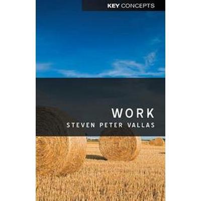 Work: A Critique (Häftad, 2011)