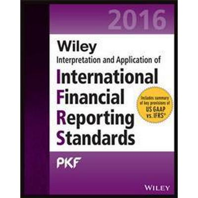 Wiley Ifrs 2016: Interpretation and Application of International Financial Reporting Standards (Häftad, 2016)