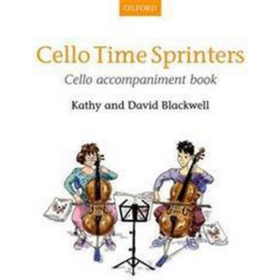Cello Time Sprinters, Cello Accompaniment Book (Övrigt format, 2014)