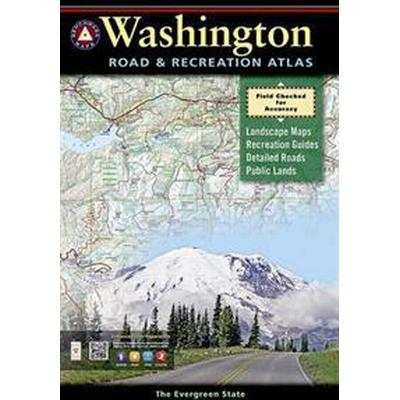 Benchmark Washington Road & Recreation Atlas (Pocket, 2007)