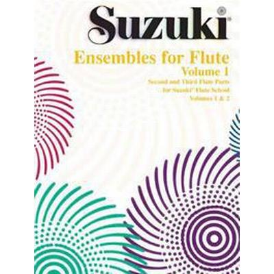 Ensembles for Flute, Vol 1 (Häftad, 2002)