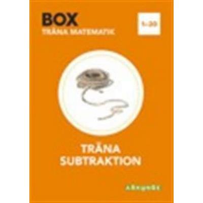 Träna subtraktion 1-20 (Häftad, 2014)
