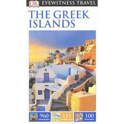 Dk Eyewitness Travel Guide: the Greek Islands (Häftad, 2015)