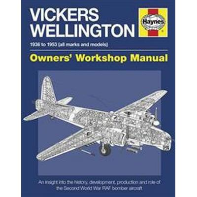 Vickers Wellington Manual (Pocket, 2016)