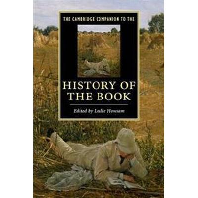 The Cambridge Companion to the History of the Book (Pocket, 2014)