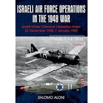 Israeli Air Force Operations in the 1948 War (Pocket, 2015)